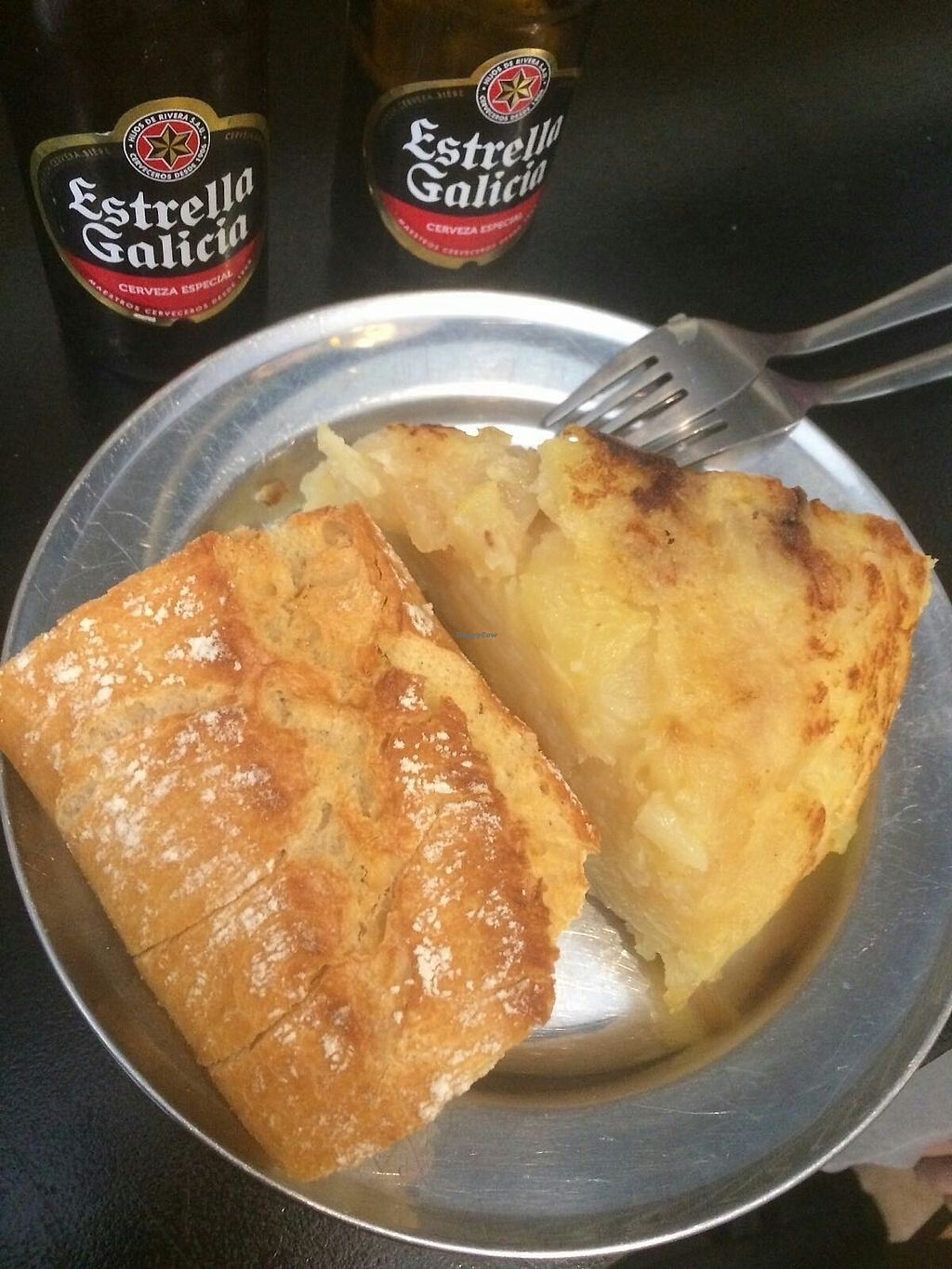 "Photo of B-13 Bar Restaurante  by <a href=""/members/profile/GallowsCalibrator"">GallowsCalibrator</a> <br/>Glorious Spanish omelette <br/> August 10, 2017  - <a href='/contact/abuse/image/34434/291206'>Report</a>"
