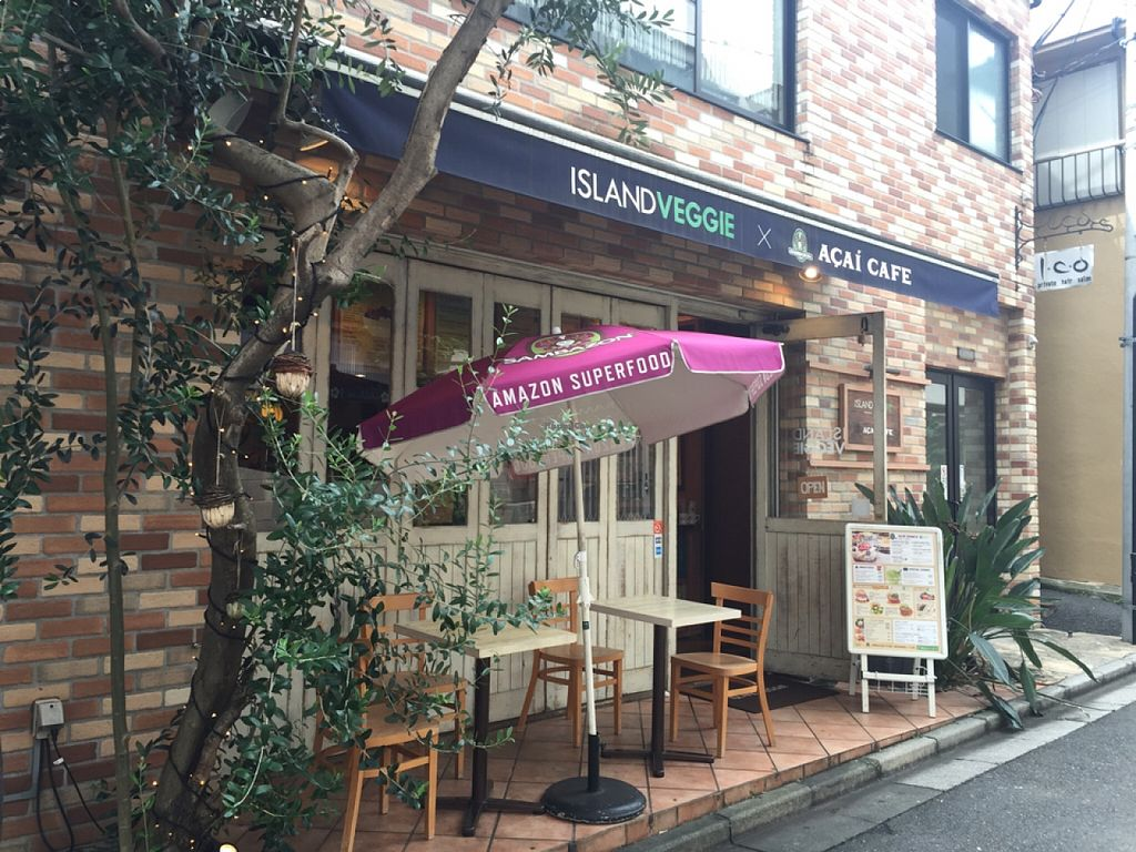 """Photo of CLOSED: Acai Cafe - Island Veggie  by <a href=""""/members/profile/Earthdiet"""">Earthdiet</a> <br/>it's off a street and down a small alley.  <br/> August 17, 2015  - <a href='/contact/abuse/image/34446/114052'>Report</a>"""