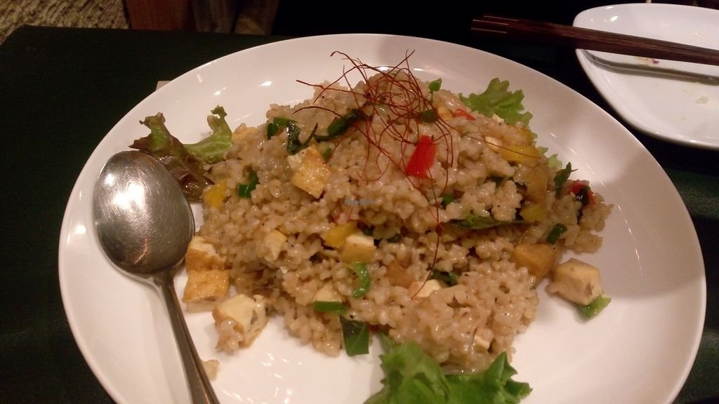 """Photo of Olu Olu Cafe  by <a href=""""/members/profile/NinomaeJyuuichi"""">NinomaeJyuuichi</a> <br/>Thai fried rice <br/> November 6, 2015  - <a href='/contact/abuse/image/34448/124105'>Report</a>"""
