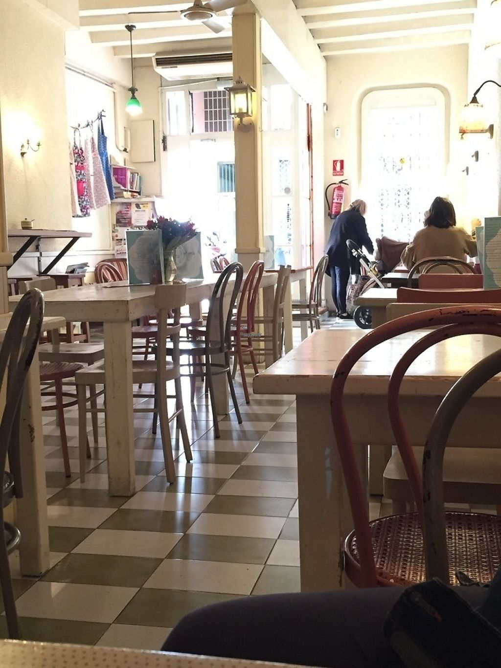 """Photo of Cafe Camelia  by <a href=""""/members/profile/Serenella"""">Serenella</a> <br/>Inside <br/> April 18, 2017  - <a href='/contact/abuse/image/34450/249595'>Report</a>"""