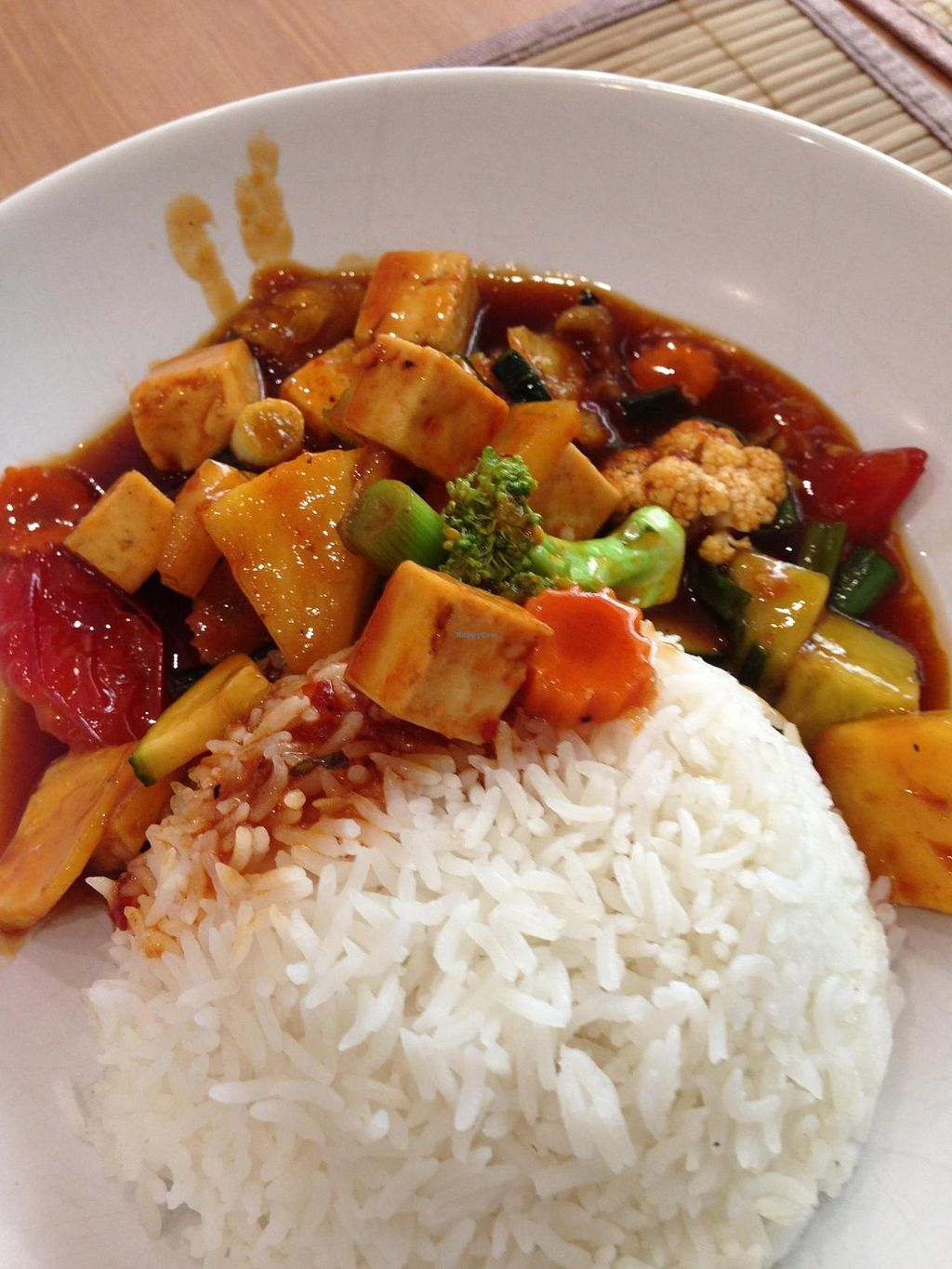 "Photo of ThaiWok  by <a href=""/members/profile/Vegeiko"">Vegeiko</a> <br/>Vegetarian Thai curry <br/> July 3, 2014  - <a href='/contact/abuse/image/34470/73136'>Report</a>"