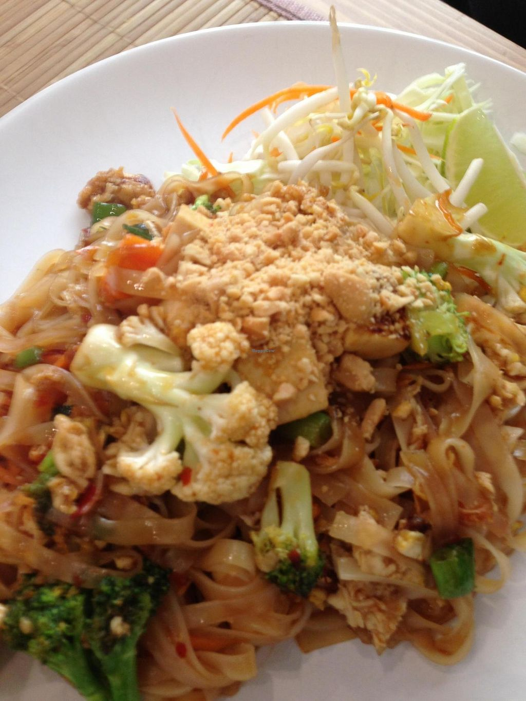 "Photo of ThaiWok  by <a href=""/members/profile/Vegeiko"">Vegeiko</a> <br/>Vegetarian Pad Thai <br/> July 3, 2014  - <a href='/contact/abuse/image/34470/73137'>Report</a>"
