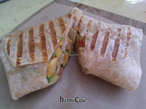 "Photo of Dogtown Coffee  by <a href=""/members/profile/eric"">eric</a> <br/>wrap with tempeh <br/> September 25, 2012  - <a href='/contact/abuse/image/34506/38449'>Report</a>"
