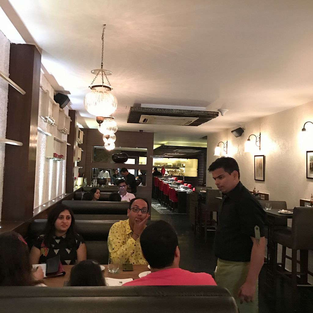 """Photo of Quattro Ristorante - Lower Parcel  by <a href=""""/members/profile/earthville"""">earthville</a> <br/>dining room <br/> October 11, 2016  - <a href='/contact/abuse/image/34517/181317'>Report</a>"""