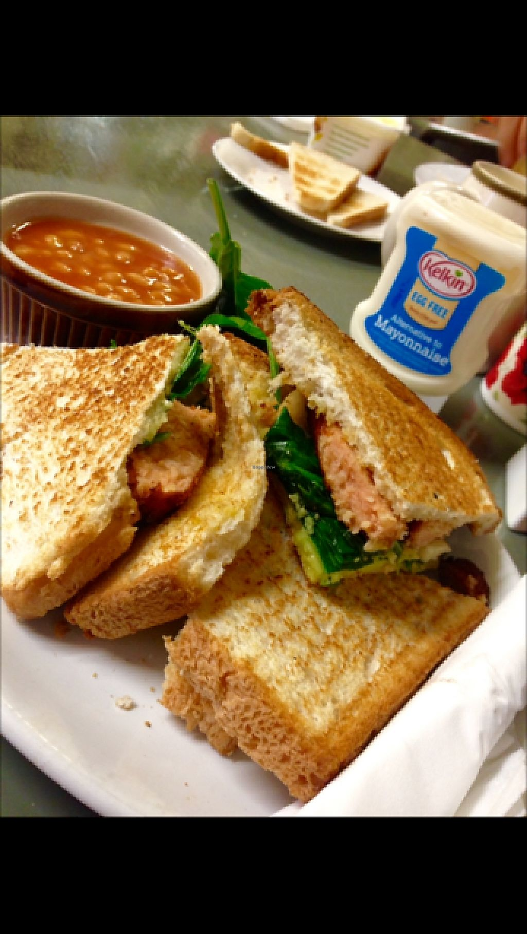 "Photo of Bia Blasta  by <a href=""/members/profile/Tamasin"">Tamasin</a> <br/>And in answer to that ""but what about the bacon?!"" - Bia Blasta has the vegan BLT, and more, answer! ;b <br/> May 15, 2017  - <a href='/contact/abuse/image/34544/259162'>Report</a>"