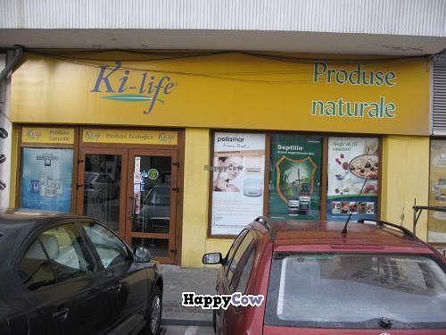 "Photo of Ki-Life  by <a href=""/members/profile/kenvegan"">kenvegan</a> <br/>Ki-Life entrance <br/> September 23, 2013  - <a href='/contact/abuse/image/34578/55553'>Report</a>"