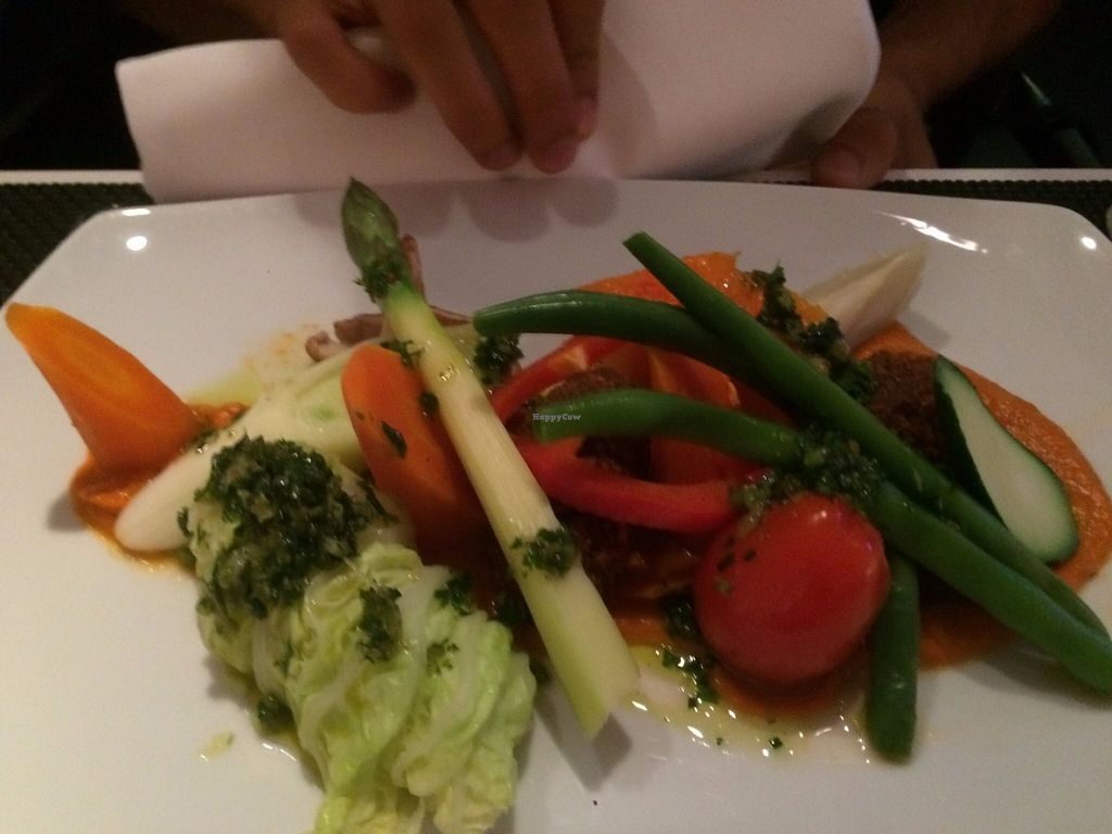 "Photo of TAN Restaurant  by <a href=""/members/profile/Michaela_BB"">Michaela_BB</a> <br/>Vegan dinner <br/> June 4, 2016  - <a href='/contact/abuse/image/34635/152267'>Report</a>"
