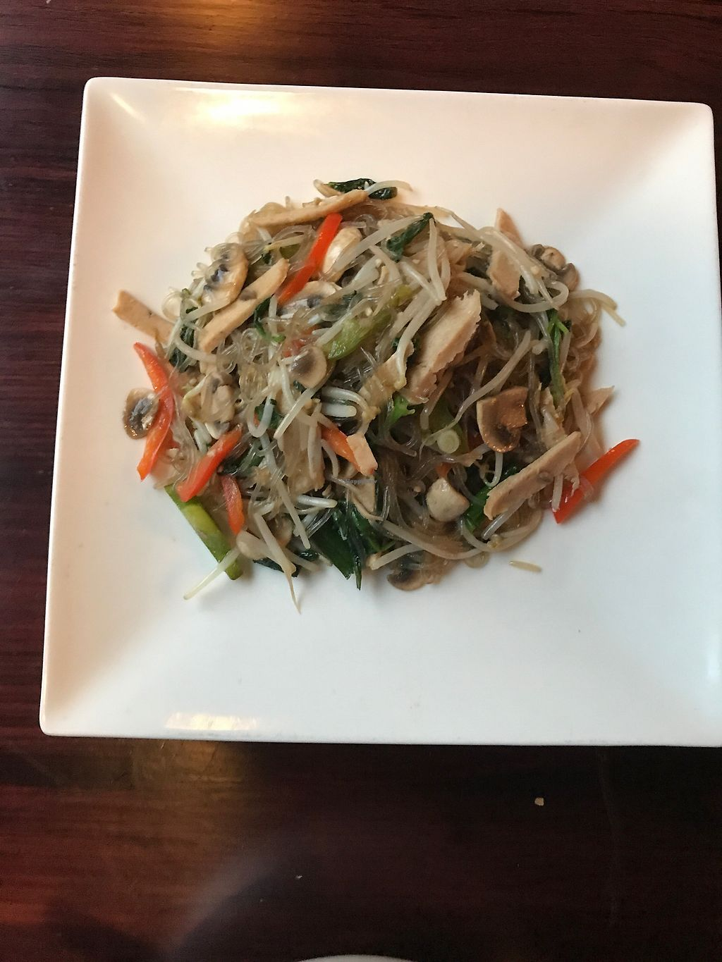 """Photo of Veggie Fun  by <a href=""""/members/profile/amelia3599"""">amelia3599</a> <br/>Korean style clear noodles <br/> July 15, 2017  - <a href='/contact/abuse/image/34687/280796'>Report</a>"""