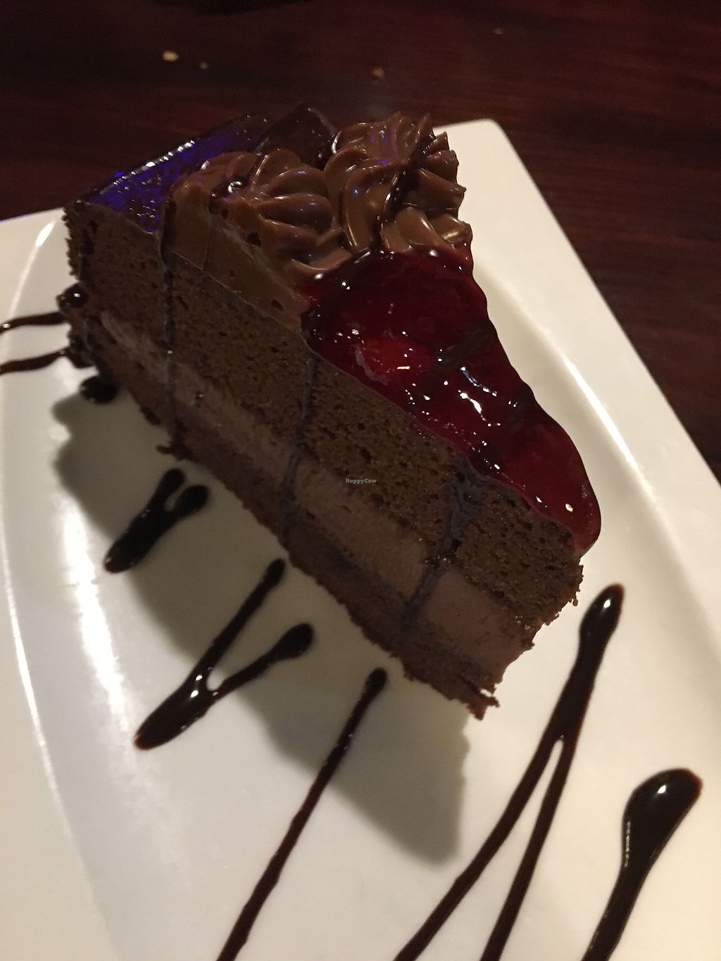 """Photo of Veggie Fun  by <a href=""""/members/profile/RheaneDompierre"""">RheaneDompierre</a> <br/>Chocolate cake <br/> November 22, 2017  - <a href='/contact/abuse/image/34687/328129'>Report</a>"""