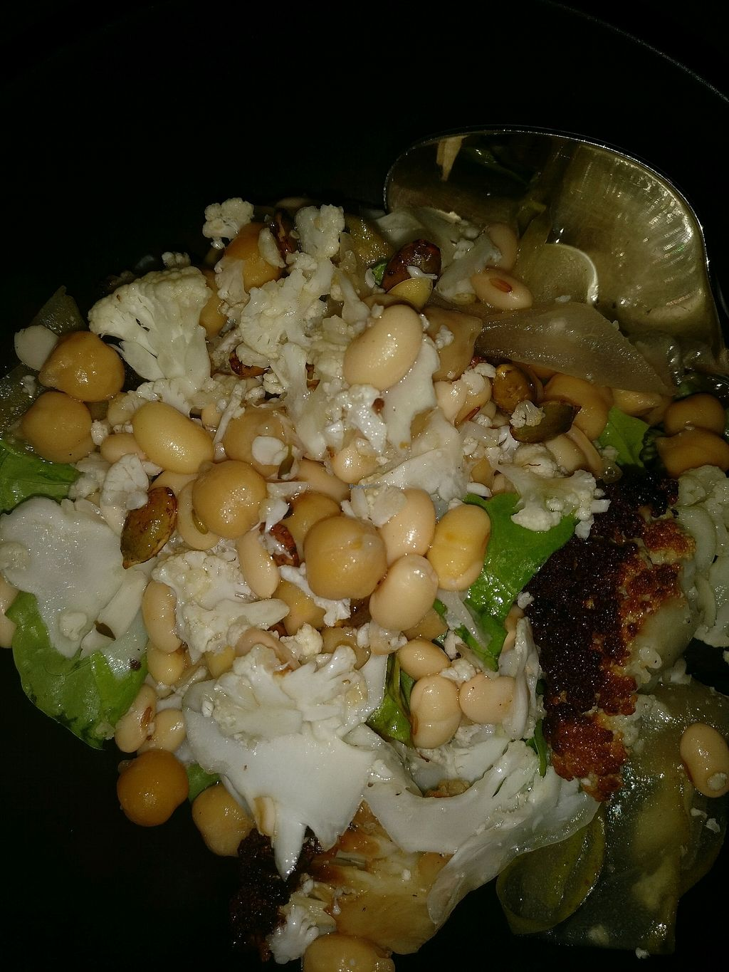 """Photo of Maha Restaurant  by <a href=""""/members/profile/Aloo"""">Aloo</a> <br/>cauliflower salad <br/> August 27, 2017  - <a href='/contact/abuse/image/34718/297722'>Report</a>"""