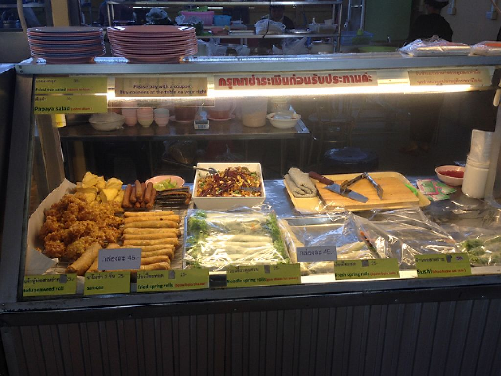 "Photo of Tawanthong Restaurant and Shop  by <a href=""/members/profile/Tofulicious"">Tofulicious</a> <br/>Snacks <br/> January 29, 2017  - <a href='/contact/abuse/image/3471/218781'>Report</a>"