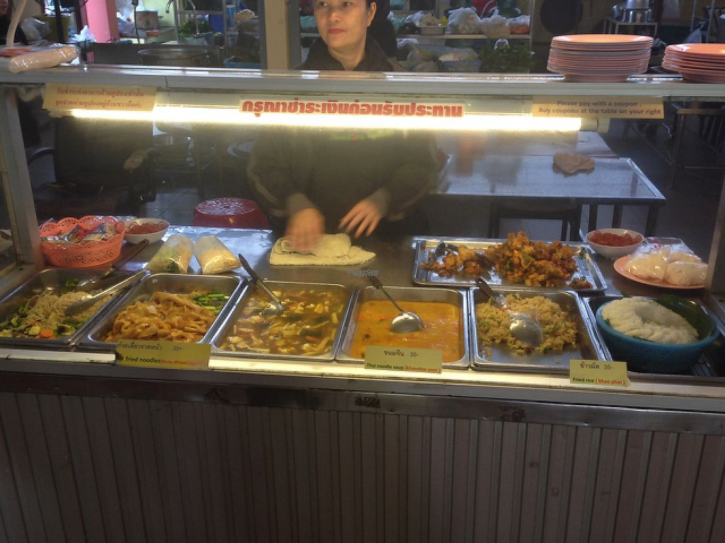 "Photo of Tawanthong Restaurant and Shop  by <a href=""/members/profile/Tofulicious"">Tofulicious</a> <br/>Soups and Other Options <br/> January 29, 2017  - <a href='/contact/abuse/image/3471/218782'>Report</a>"