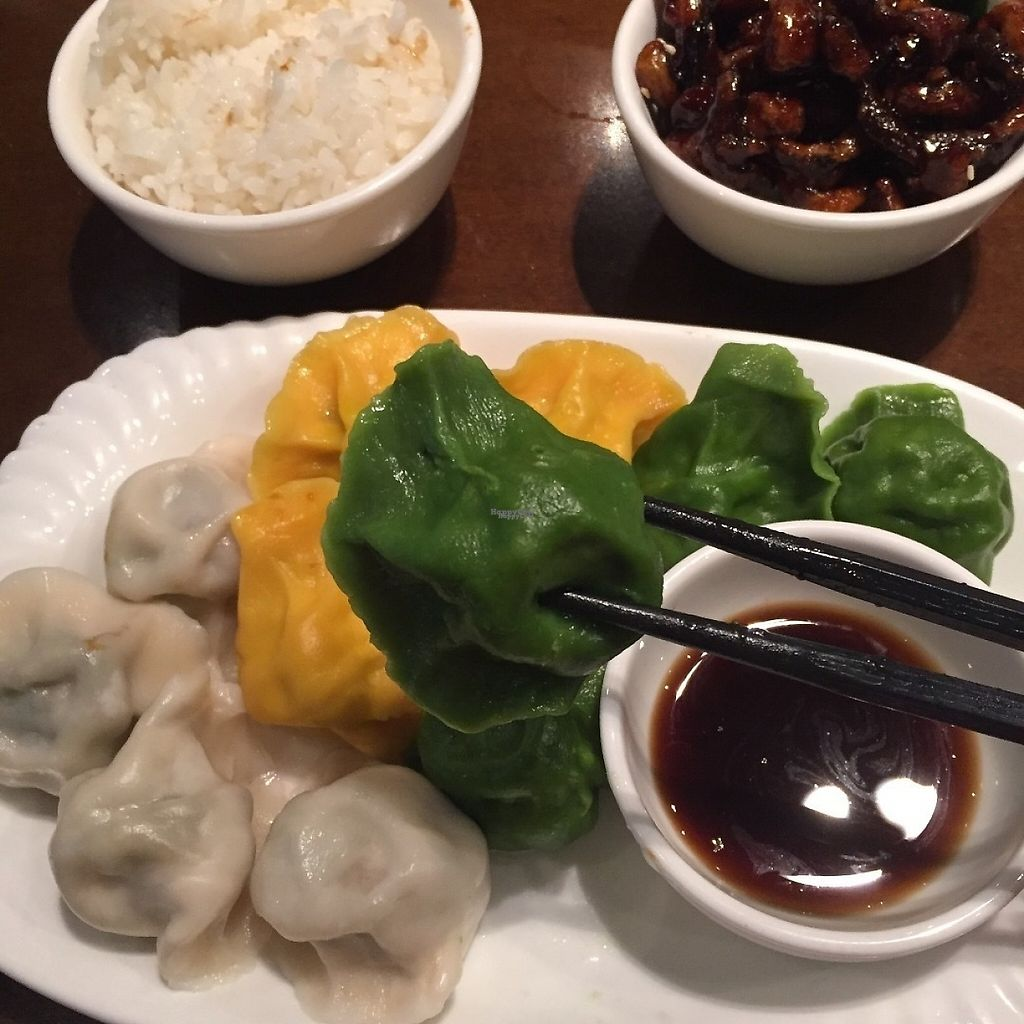 "Photo of Vegetarian Life Style - Zao Zi Shu - JiangNing  by <a href=""/members/profile/CharlieDenman"">CharlieDenman</a> <br/>Delicious dumplings! <br/> November 19, 2016  - <a href='/contact/abuse/image/3473/192168'>Report</a>"