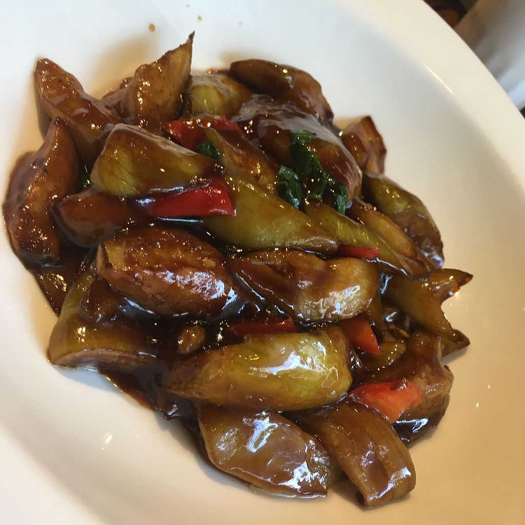 "Photo of Vegetarian Life Style - Zao Zi Shu - JiangNing  by <a href=""/members/profile/SuBravo"">SuBravo</a> <br/>eggplant/ aubergine, very nice  <br/> July 25, 2017  - <a href='/contact/abuse/image/3473/284742'>Report</a>"