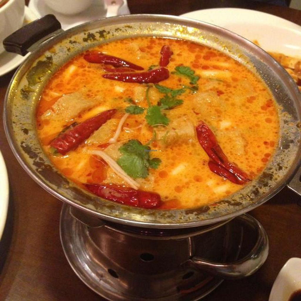 "Photo of Vegetarian Life Style - Zao Zi Shu - JiangNing  by <a href=""/members/profile/AndyT"">AndyT</a> <br/>Curry soup <br/> April 25, 2014  - <a href='/contact/abuse/image/3473/68538'>Report</a>"