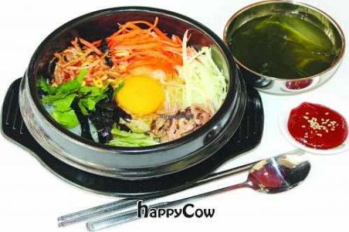 """Photo of CLOSED: Jangsu Fusion Teahouse  by <a href=""""/members/profile/jimmy_low"""">jimmy_low</a> <br/>Korean Bibimbap <br/> October 24, 2012  - <a href='/contact/abuse/image/34839/39388'>Report</a>"""