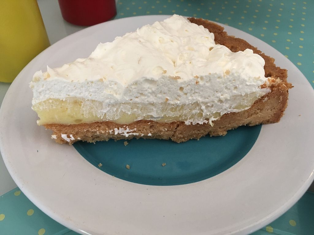 """Photo of Vegan Bunker  by <a href=""""/members/profile/peas-full"""">peas-full</a> <br/>lemon pie <br/> January 2, 2018  - <a href='/contact/abuse/image/34866/342042'>Report</a>"""