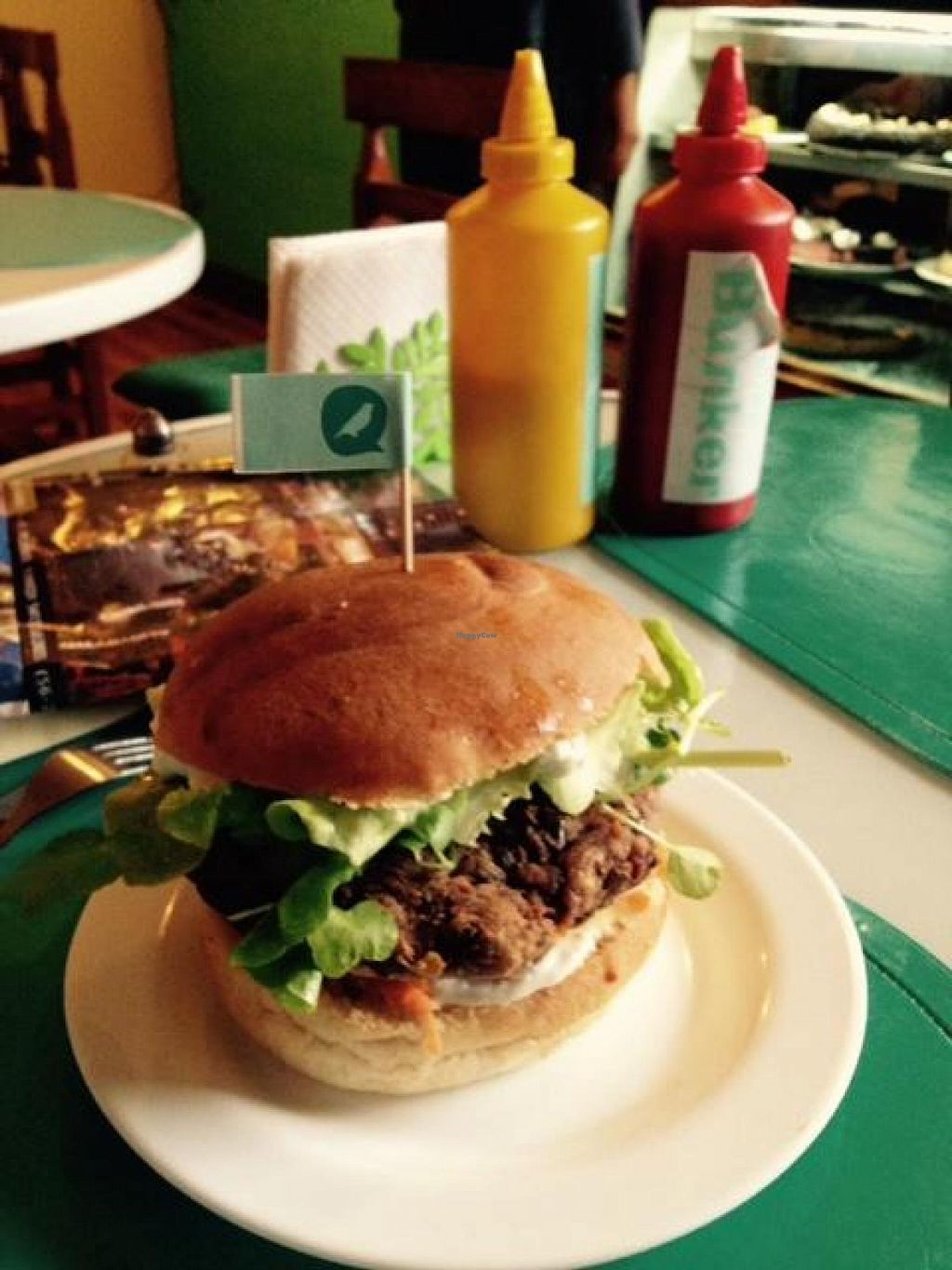 """Photo of Vegan Bunker  by <a href=""""/members/profile/TableForOne"""">TableForOne</a> <br/>boiger <br/> December 7, 2014  - <a href='/contact/abuse/image/34866/87403'>Report</a>"""
