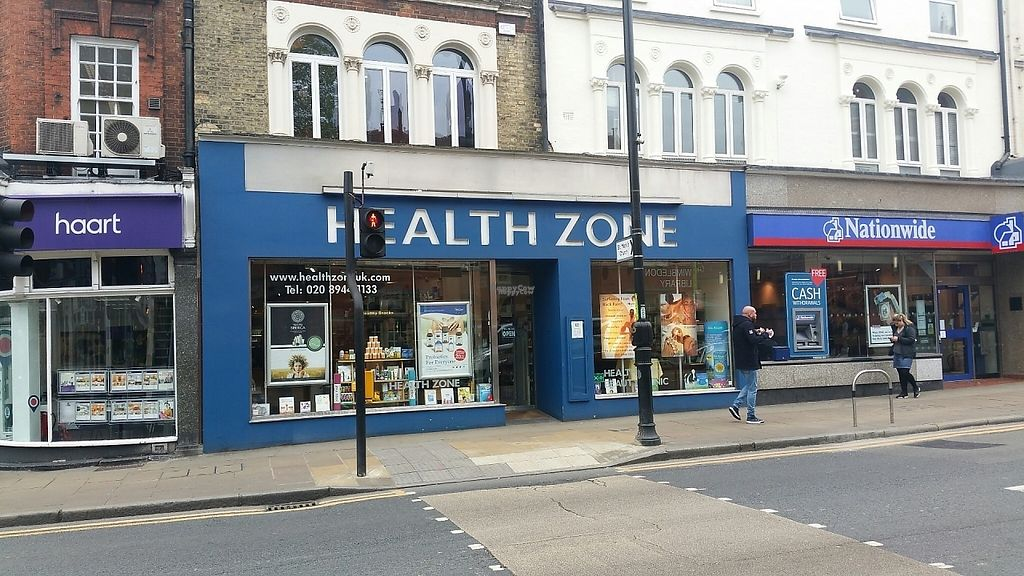 """Photo of Health Zone  by <a href=""""/members/profile/jollypig"""">jollypig</a> <br/>From across the road <br/> April 21, 2017  - <a href='/contact/abuse/image/34893/250517'>Report</a>"""