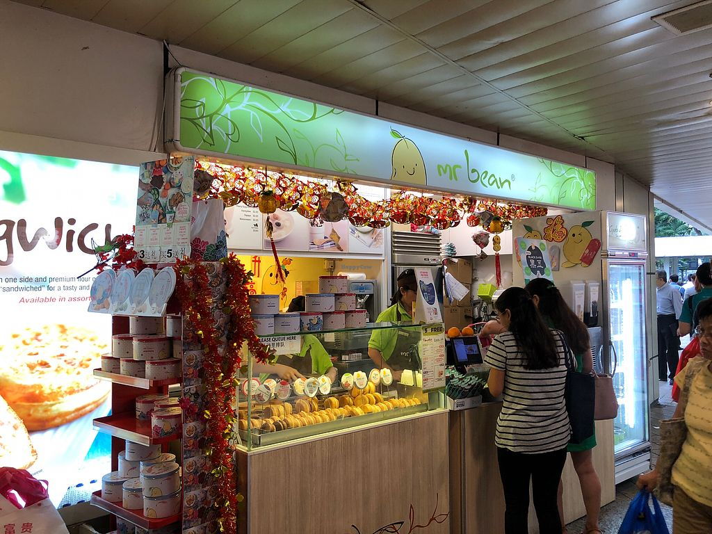 """Photo of Mr Bean - Toa Payoh Hub  by <a href=""""/members/profile/CherylQuincy"""">CherylQuincy</a> <br/>Shop front  <br/> February 7, 2018  - <a href='/contact/abuse/image/34899/355977'>Report</a>"""