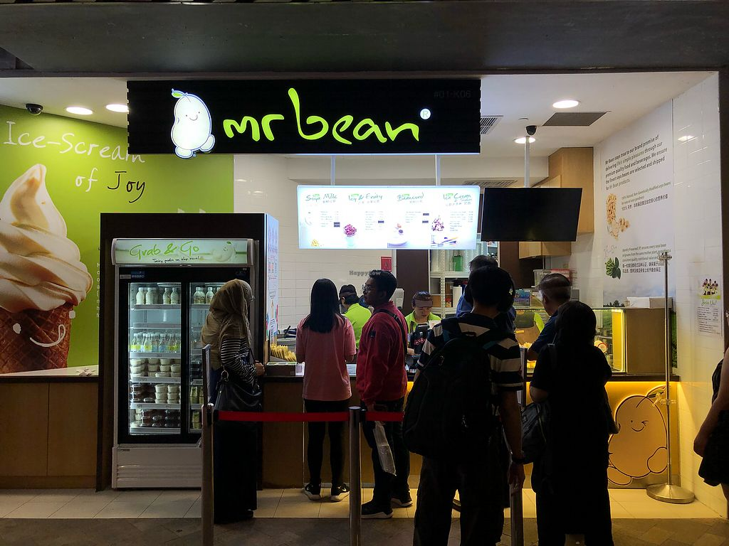 """Photo of Mr Bean - Causeway Point  by <a href=""""/members/profile/CherylQuincy"""">CherylQuincy</a> <br/>Shop front <br/> March 12, 2018  - <a href='/contact/abuse/image/34906/369756'>Report</a>"""