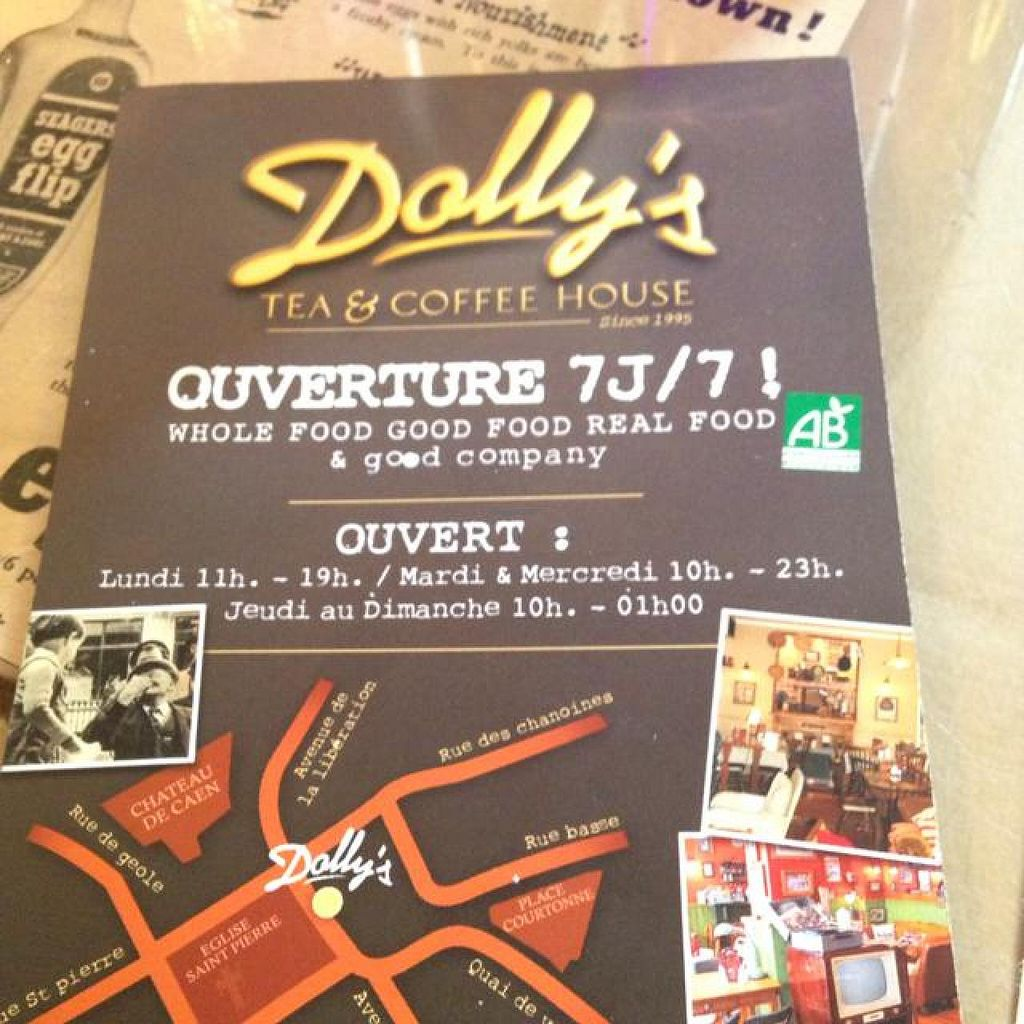 "Photo of Le Dolly's  by <a href=""/members/profile/gregadeth666"">gregadeth666</a> <br/>flyer  <br/> March 25, 2014  - <a href='/contact/abuse/image/34919/66541'>Report</a>"