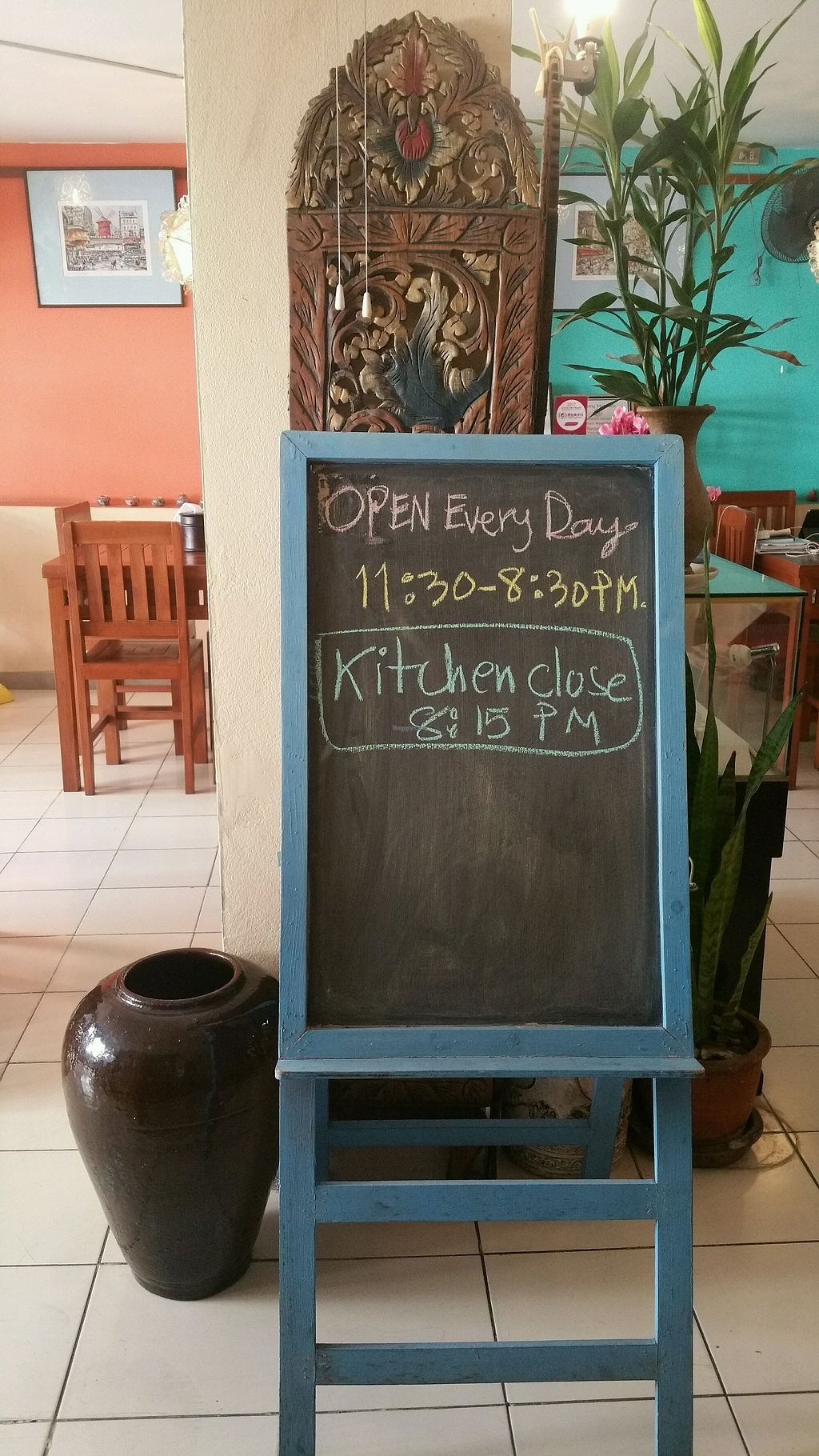 "Photo of Anchan Vegetarian Restaurant  by <a href=""/members/profile/Mike%20Munsie"">Mike Munsie</a> <br/>opening hours <br/> February 4, 2018  - <a href='/contact/abuse/image/34920/354718'>Report</a>"