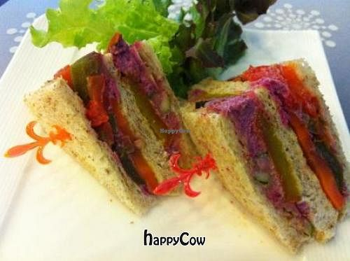 "Photo of SALADee  by <a href=""/members/profile/NaokoAosawa"">NaokoAosawa</a> <br/>Vegetable Sandwich <br/> October 27, 2012  - <a href='/contact/abuse/image/34933/39456'>Report</a>"