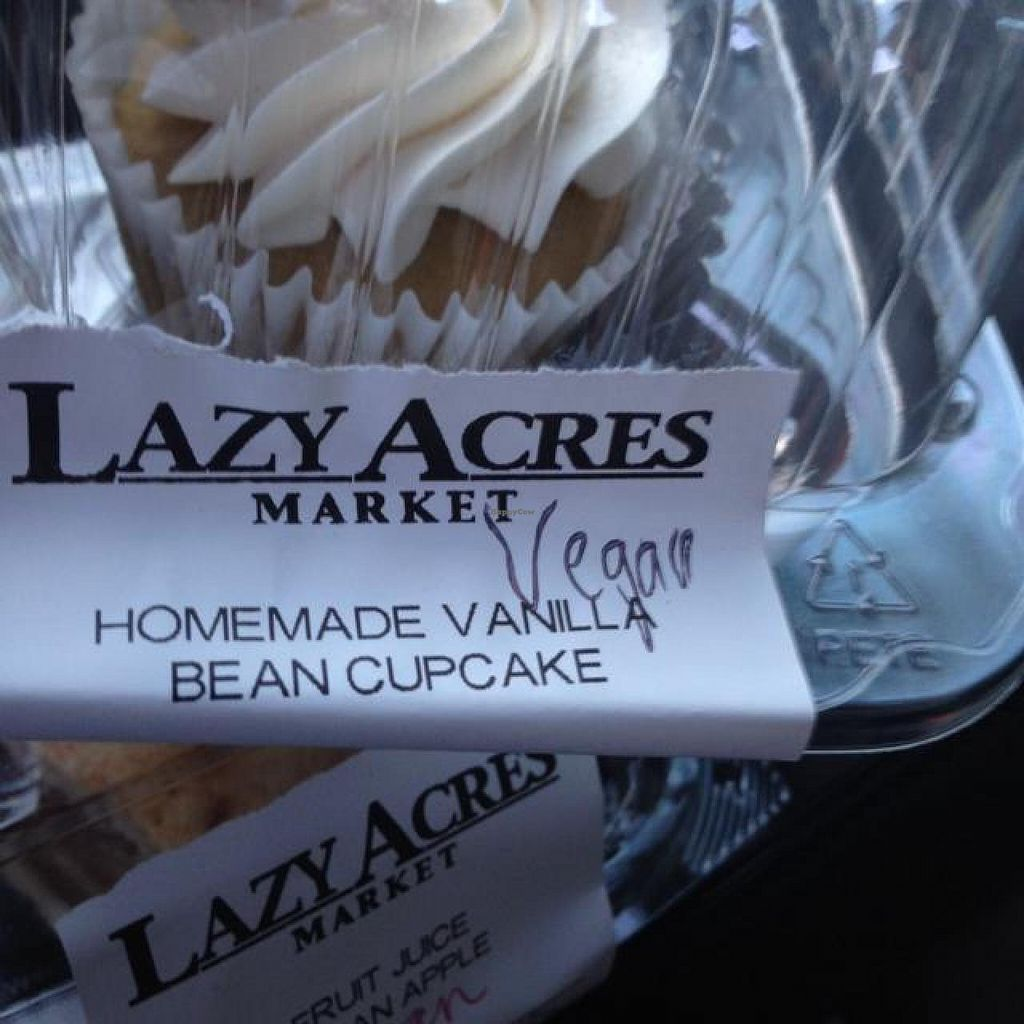 """Photo of Lazy Acres Market  by <a href=""""/members/profile/Angela102585"""">Angela102585</a> <br/>cupcakes!!! <br/> June 10, 2014  - <a href='/contact/abuse/image/35009/71810'>Report</a>"""