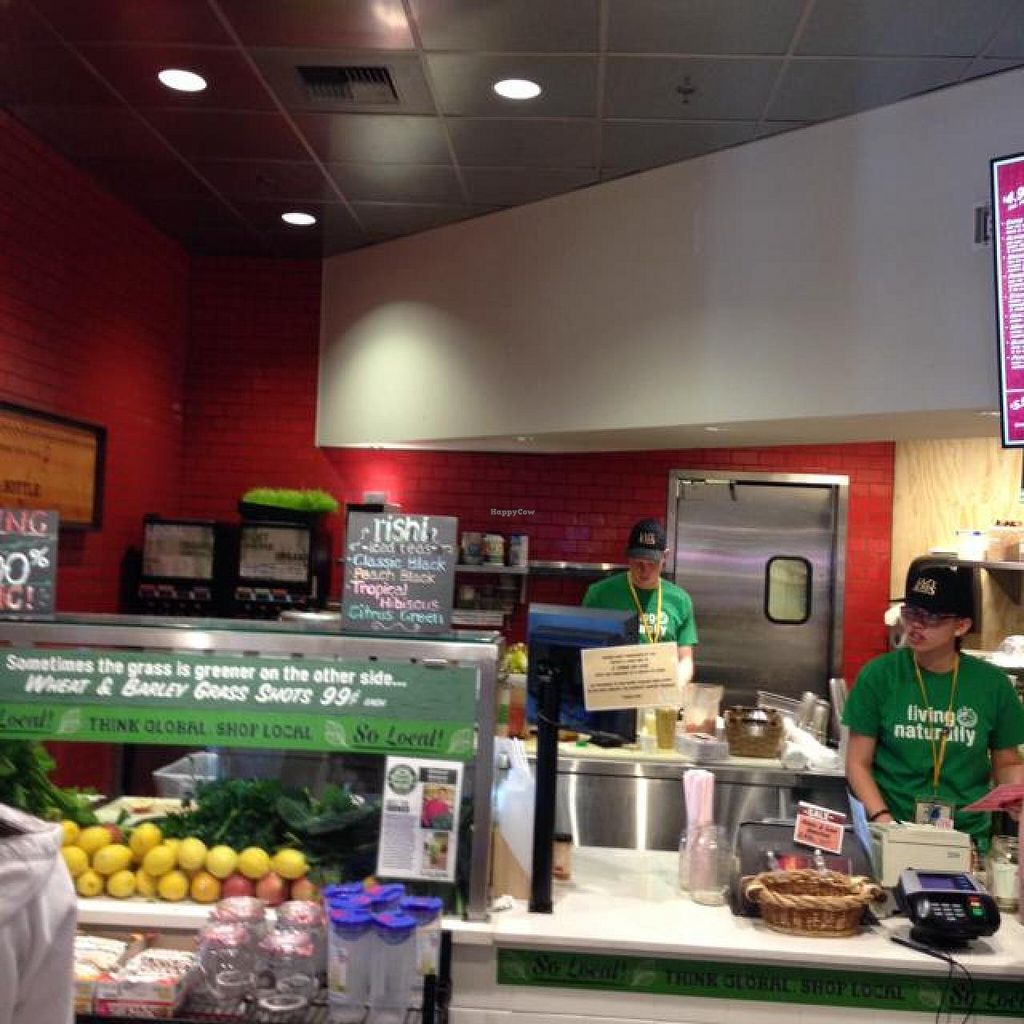 """Photo of Lazy Acres Market  by <a href=""""/members/profile/Angela102585"""">Angela102585</a> <br/>juice bar! <br/> June 10, 2014  - <a href='/contact/abuse/image/35009/71811'>Report</a>"""