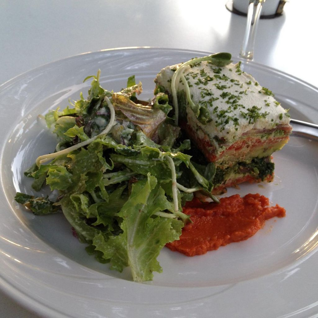 "Photo of CLOSED: Greens and Vines  by <a href=""/members/profile/Veg4Jay"">Veg4Jay</a> <br/>Raw Zucchini Lasagna <br/> February 7, 2015  - <a href='/contact/abuse/image/35034/92432'>Report</a>"