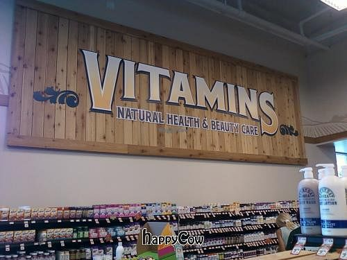 Photo of Sprouts Farmers Market  by jive <br/>vitamins and supplements  <br/> May 21, 2013  - <a href='/contact/abuse/image/35102/48451'>Report</a>