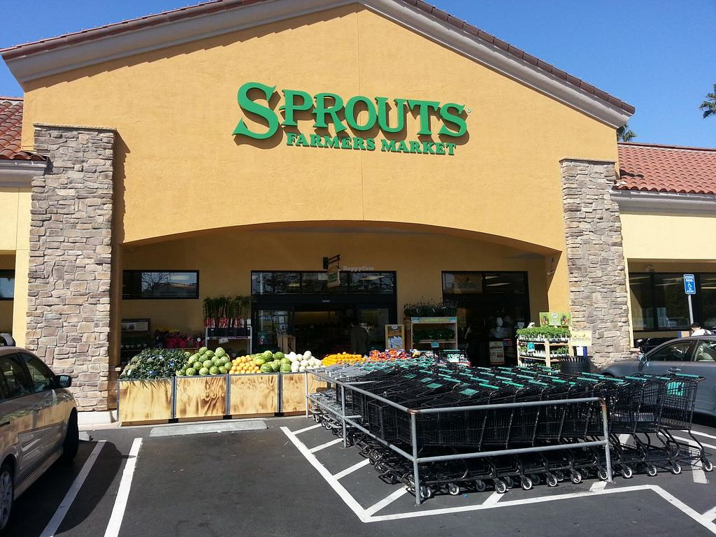 "Photo of Sprouts Farmers Market  by <a href=""/members/profile/eric"">eric</a> <br/>outside <br/> March 15, 2014  - <a href='/contact/abuse/image/35110/65943'>Report</a>"