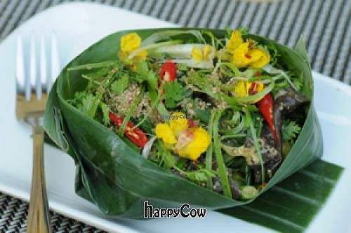 """Photo of Tamarind - A Taste of Laos  by <a href=""""/members/profile/tamarindlaos"""">tamarindlaos</a> <br/>Salad of Steamed Local Vegetables <br/> November 5, 2012  - <a href='/contact/abuse/image/35117/39834'>Report</a>"""