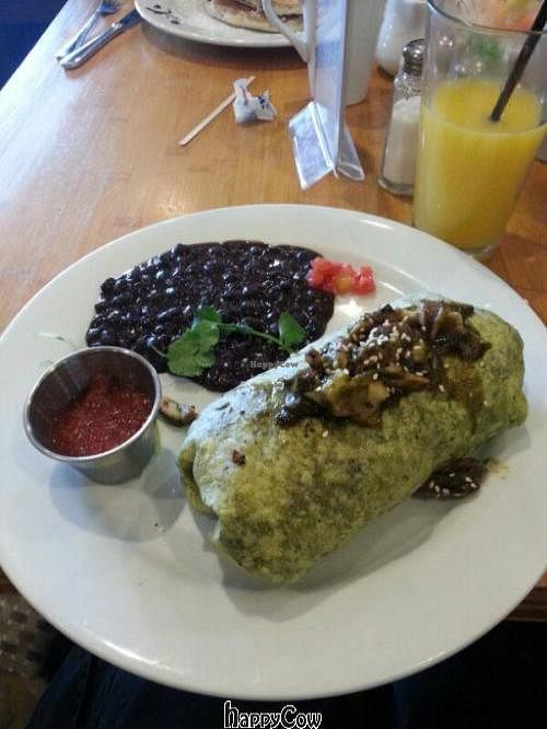 "Photo of Naked Cafe  by <a href=""/members/profile/Edent"">Edent</a> <br/>breakfast burrito  <br/> February 8, 2013  - <a href='/contact/abuse/image/35141/43967'>Report</a>"