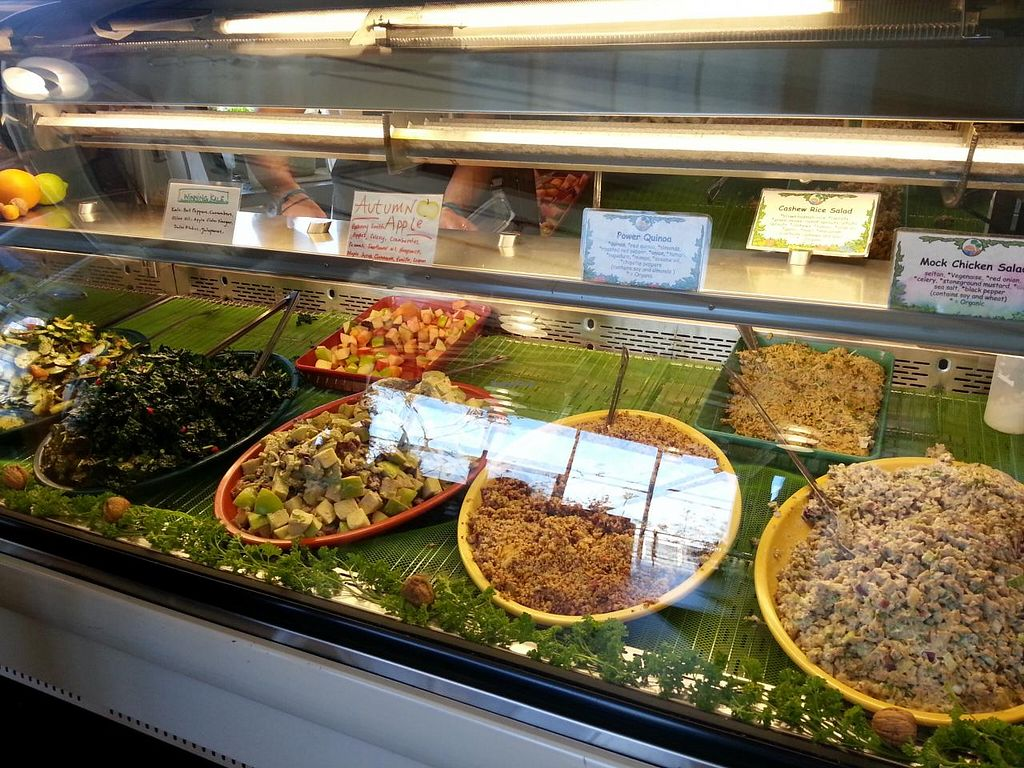 """Photo of Ocean Beach People's Organic Foods Deli  by <a href=""""/members/profile/eric"""">eric</a> <br/>deli <br/> March 16, 2014  - <a href='/contact/abuse/image/35144/66060'>Report</a>"""