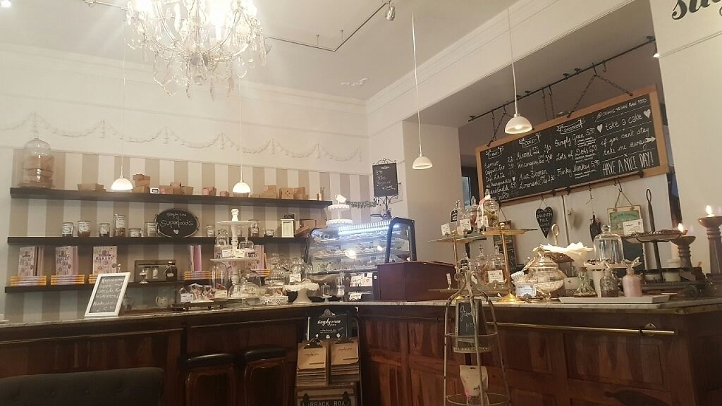 """Photo of Simply Raw Bakery and Bistro  by <a href=""""/members/profile/Ncopper"""">Ncopper</a> <br/>amazing atmosphere  <br/> March 2, 2017  - <a href='/contact/abuse/image/35149/231883'>Report</a>"""