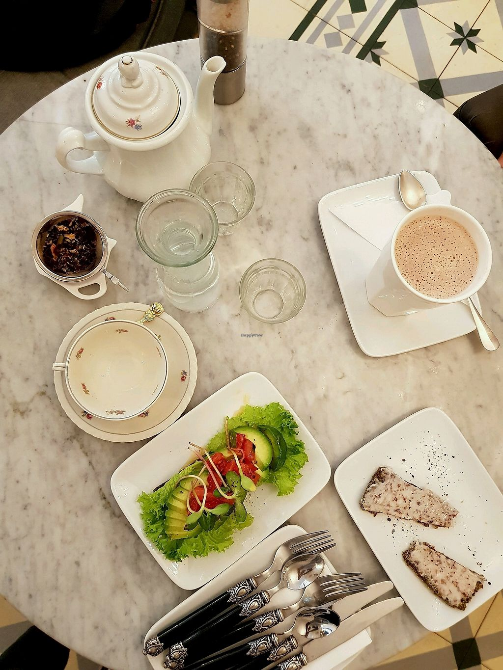 """Photo of Simply Raw Bakery and Bistro  by <a href=""""/members/profile/itamarfriedman"""">itamarfriedman</a> <br/>yummy <br/> October 10, 2017  - <a href='/contact/abuse/image/35149/313955'>Report</a>"""
