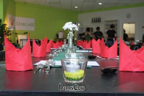 """Photo of Lesecafe Anstandig essen  by <a href=""""/members/profile/Harald"""">Harald</a> <br/> November 13, 2012  - <a href='/contact/abuse/image/35157/40192'>Report</a>"""