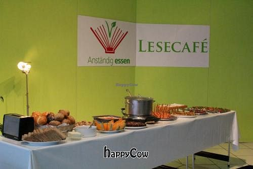 """Photo of Lesecafe Anstandig essen  by <a href=""""/members/profile/Harald"""">Harald</a> <br/> November 13, 2012  - <a href='/contact/abuse/image/35157/40194'>Report</a>"""