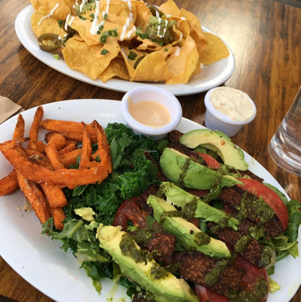 "Photo of Veggie Grill - Santana Row  by <a href=""/members/profile/Kjeffy"">Kjeffy</a> <br/>YUM!! <br/> April 18, 2016  - <a href='/contact/abuse/image/35203/145153'>Report</a>"