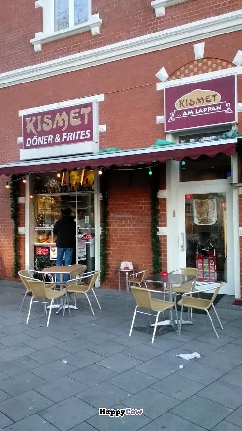 "Photo of Kismet Doner and Frites  by <a href=""/members/profile/Yilla"">Yilla</a> <br/>front of kismet <br/> December 21, 2013  - <a href='/contact/abuse/image/35207/60625'>Report</a>"