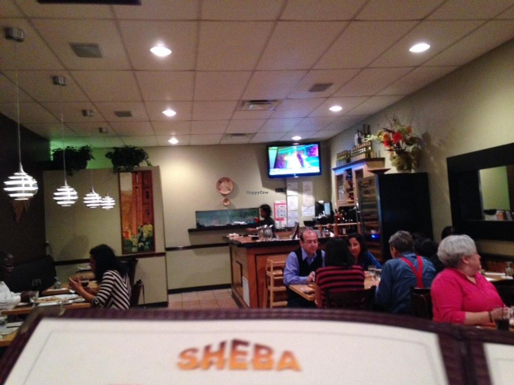 """Photo of Sheba Ethiopian Restaurant  by <a href=""""/members/profile/cookiem"""">cookiem</a> <br/>Walking in before sitting <br/> April 12, 2014  - <a href='/contact/abuse/image/35212/67548'>Report</a>"""