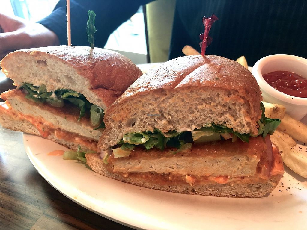 "Photo of Veggie Grill  by <a href=""/members/profile/AlexandraPhillips"">AlexandraPhillips</a> <br/>Buffalo Bomber <br/> July 4, 2017  - <a href='/contact/abuse/image/35243/276754'>Report</a>"