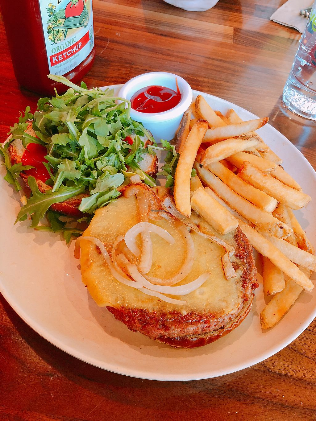 "Photo of Veggie Grill  by <a href=""/members/profile/janitajasmin"">janitajasmin</a> <br/>Lucky star burger <br/> May 9, 2018  - <a href='/contact/abuse/image/35243/397500'>Report</a>"