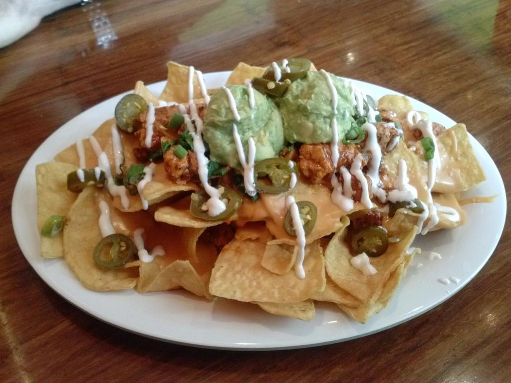 "Photo of Veggie Grill  by <a href=""/members/profile/Sonja%20and%20Dirk"">Sonja and Dirk</a> <br/>nachos <br/> May 2, 2014  - <a href='/contact/abuse/image/35243/69150'>Report</a>"