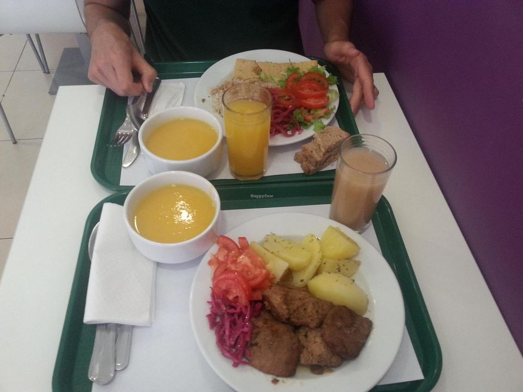 """Photo of Green Side  by <a href=""""/members/profile/mbbl"""">mbbl</a> <br/>Simple lunch <br/> June 22, 2014  - <a href='/contact/abuse/image/35251/72511'>Report</a>"""