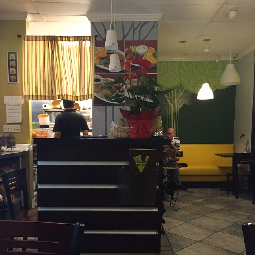 """Photo of CLOSED: The Vegan Joint - Hollywood  by <a href=""""/members/profile/Moon2chu"""">Moon2chu</a> <br/>cozy place! <br/> February 13, 2016  - <a href='/contact/abuse/image/35252/136190'>Report</a>"""