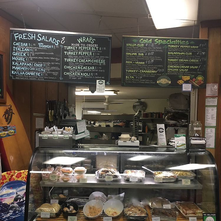 """Photo of Kalapawai Market  by <a href=""""/members/profile/Emsee"""">Emsee</a> <br/>nice salad bar <br/> June 11, 2017  - <a href='/contact/abuse/image/35254/267921'>Report</a>"""
