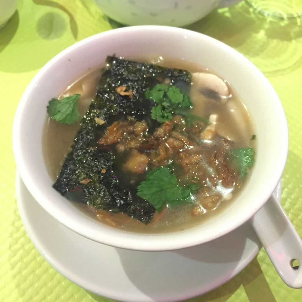 """Photo of Vegebowl  by <a href=""""/members/profile/JustineHsu"""">JustineHsu</a> <br/>house soup <br/> November 20, 2015  - <a href='/contact/abuse/image/35256/125572'>Report</a>"""